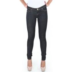Oblečenie Ženy Rifle Skinny  Lee Spodnie  Toxey Rinse Deluxe L527SV45 blue