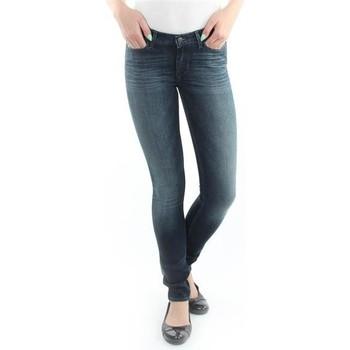 Oblečenie Ženy Rifle Skinny  Wrangler Jeans  Jaclyn  Dark Lake W26DU468Y blue