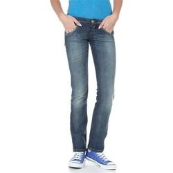 Oblečenie Ženy Rovné Rifle  Lee Lynn L38418HD blue