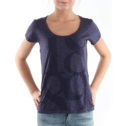 Oblečenie Ženy Tričká s krátkym rukávom Lee T-Shirt  Scoop Mystic Plum 40KFL87 blue