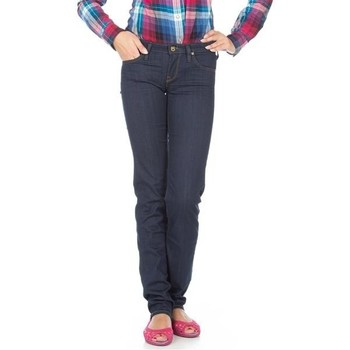 Oblečenie Ženy Rifle Slim  Lee Jeans  Lynn Straight  L333EYCU blue