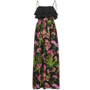 Oblečenie Ženy Dlhé šaty Morgan RASSIM čierna / Zelená
