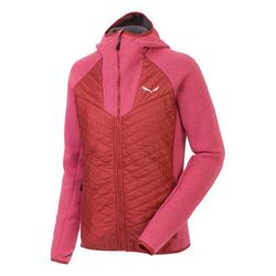 Oblečenie Ženy Flísové mikiny Salewa Bluza  Fanes PL/TW W Jacket 25984-6336 pink