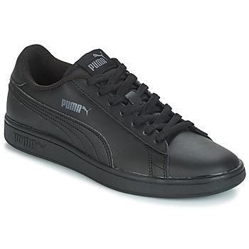 Topánky Muži Nízke tenisky Puma PUMA SMASH V2 L Čierna