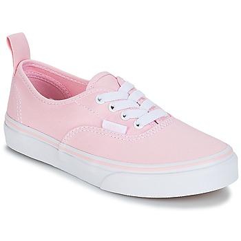 Topánky Dievčatá Nízke tenisky Vans UY AUTHENTIC Ružová