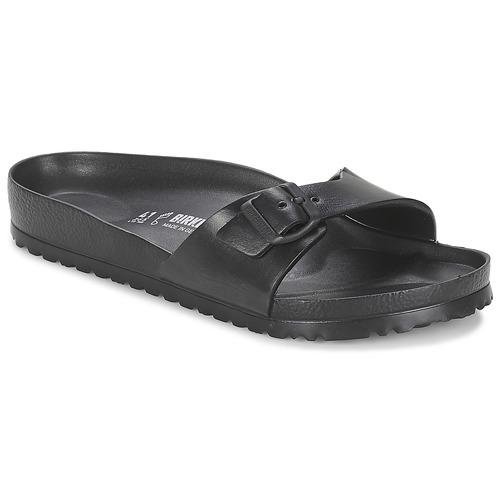 Topánky Muži Šľapky Birkenstock MADRID EVA Čierna