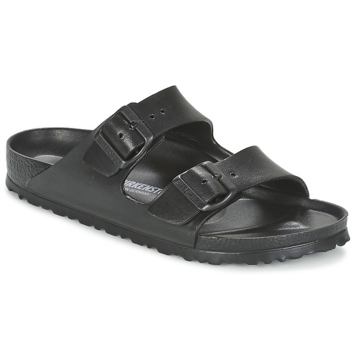 Topánky Ženy Šľapky Birkenstock ARIZONA EVA Čierna