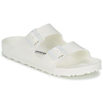 Topánky Ženy Šľapky Birkenstock ARIZONA EVA Biela