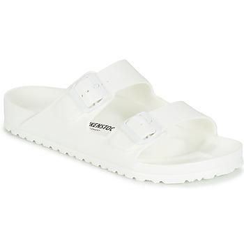 Topánky Muži Šľapky Birkenstock ARIZONA EVA Biela