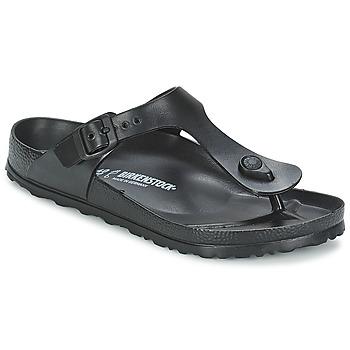 Topánky Ženy Žabky Birkenstock GIZEH EVA čierna