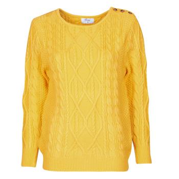 Oblečenie Ženy Svetre Betty London JEDRO Žltá