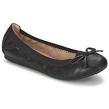 Topánky Ženy Balerínky a babies Moony Mood BOLALA čierna