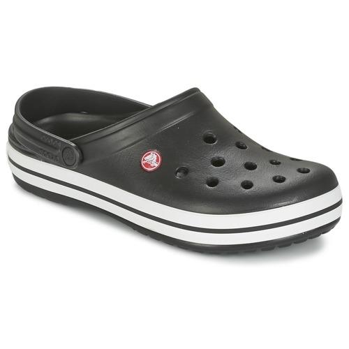 Topánky Nazuvky Crocs CROCBAND Čierna