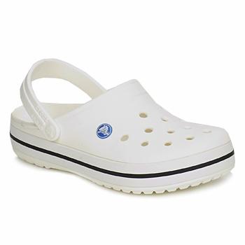 Topánky Nazuvky Crocs CROCBAND Biela