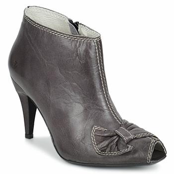 Topánky Ženy Nízke čižmy Tiggers MYLO 10 šedá