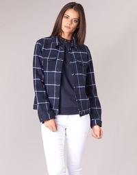 Oblečenie Ženy Saká a blejzre Maison Scotch VELERIANS Námornícka modrá