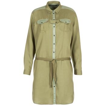 Oblečenie Ženy Krátke šaty Maison Scotch JULIENAS Kaki