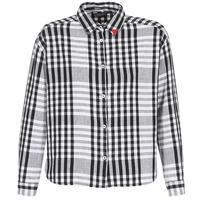 Oblečenie Ženy Košele a blúzky Maison Scotch FRINDA Čierna / Biela