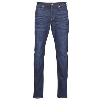 Oblečenie Muži Rovné džínsy Scotch & Soda RALSTON Modrá