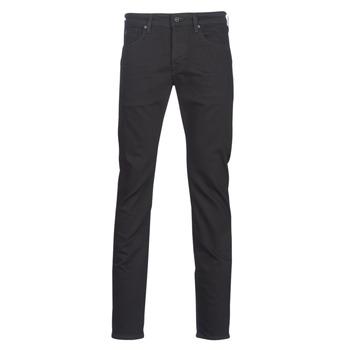 Oblečenie Muži Rovné džínsy Scotch & Soda RALSTON Čierna