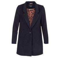 Oblečenie Ženy Kabáty Scotch & Soda FINIRS Námornícka modrá