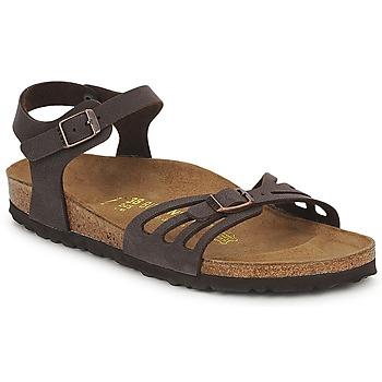 Topánky Ženy Sandále Birkenstock BALI Hnedá
