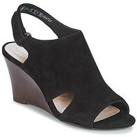 Topánky Ženy Sandále Clarks Raven Mist Čierna / Sde