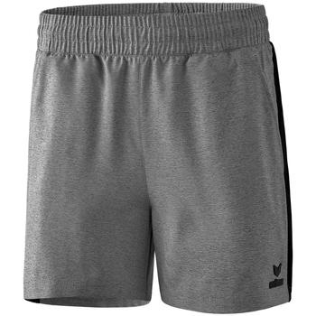 Oblečenie Ženy Šortky a bermudy Erima Short femme  Premium One 2.0 gris chiné/noir