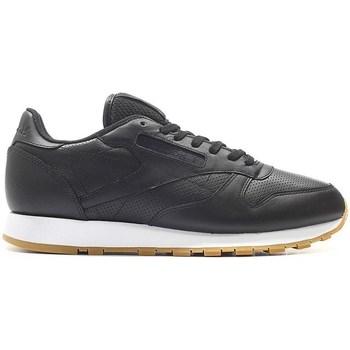 Topánky Muži Nízke tenisky Reebok Sport Classic Leather PG Čierna