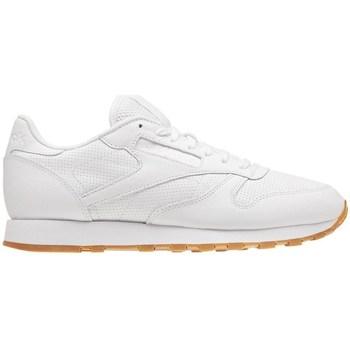 Topánky Muži Nízke tenisky Reebok Sport Classic Leather PG Biela