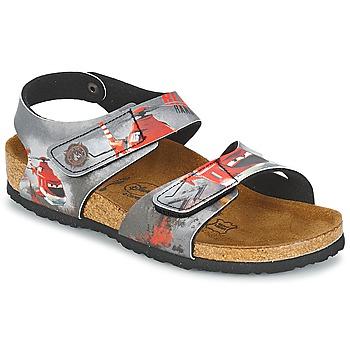 Topánky Dievčatá Sandále Birki's BARI Planes / Disney