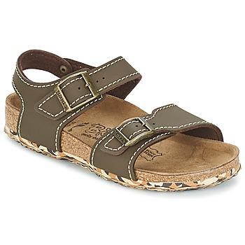 Topánky Dievčatá Sandále Birki's NEW YORK Neoprene / Hnedá