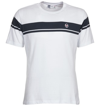 Oblečenie Muži Tričká s krátkym rukávom Sergio Tacchini YOUNG LINE Biela