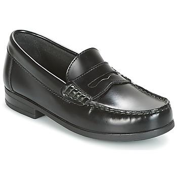 Topánky Deti Mokasíny Start Rite PENNY 2 Čierna