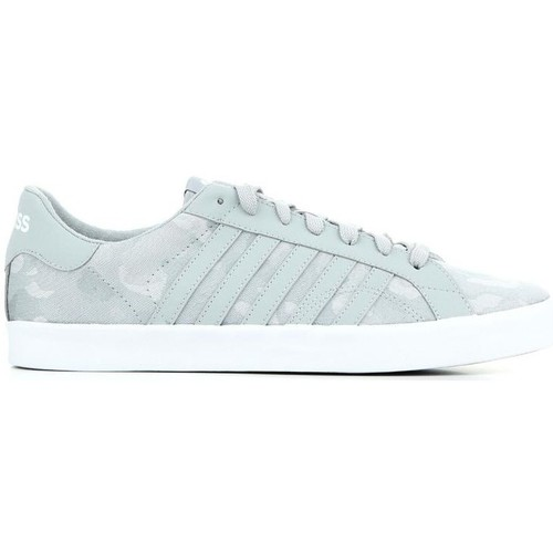 Topánky Muži Nízke tenisky K-Swiss Belmont Camo 03737-017-M grey