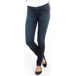 Oblečenie Ženy Rifle Skinny  Wrangler Jeans   Courtney blue shelter W23SU466N blue