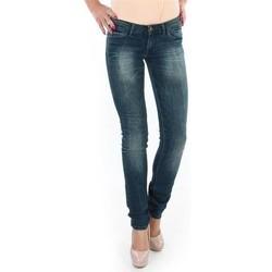 Oblečenie Ženy Rifle Skinny  Wrangler Spodnie  Molly 251XB23C blue