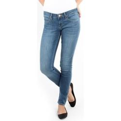Oblečenie Ženy Rifle Skinny  Lee Spodnie Damskie  357SVIX Lynn  Skinny blue