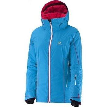 Oblečenie Ženy Vetrovky a bundy Windstopper Salomon Kurtka  Whitecliff W 374721 blue