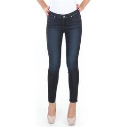 Oblečenie Ženy Rifle Skinny  Lee Spodnie  Scarlett L526SWWO blue