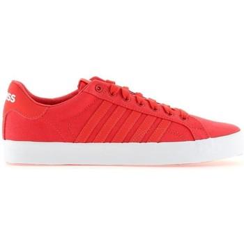 Topánky Ženy Nízke tenisky K-Swiss Women's Belmont SO T Sherbet 93739-645-M red