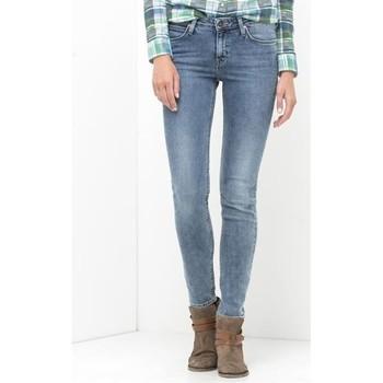 Oblečenie Ženy Rifle Skinny  Lee Scarlett Skinny L526WMUX blue