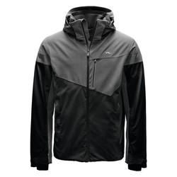 Oblečenie Muži Vetrovky a bundy Windstopper Kjus Kurtka  Spire Men MS15-708 15053 grey
