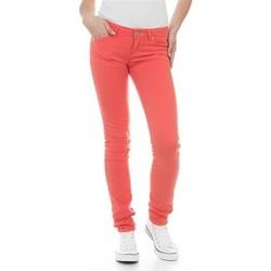 Oblečenie Ženy Rifle Skinny  Wrangler Jeans  Molly Melon W251U229M red