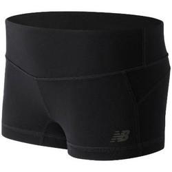 Oblečenie Ženy Šortky a bermudy New Balance WS53106BK black