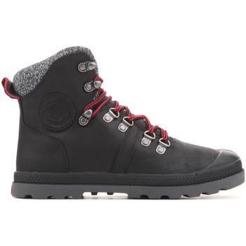 Topánky Ženy Turistická obuv Palladium Pallabrouse Hikr 95140-041 black