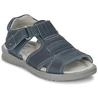 Topánky Chlapci Sandále Citrouille et Compagnie DERFO Námornícka modrá