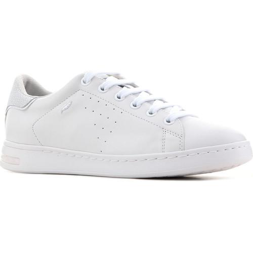 Topánky Ženy Nízke tenisky Geox D Jaysen A - Nappa D621BA 00085 C1001 white