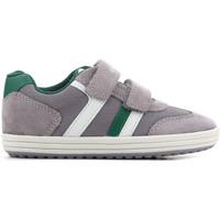 Topánky Deti Sandále Geox J Vita B J82A4B 01422 C0875 grey, green, white
