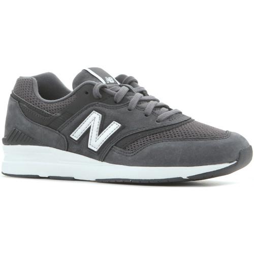 Topánky Ženy Nízke tenisky New Balance WL697SHC black